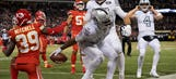 Chiefs, Raiders come from different directions to meet in the middle