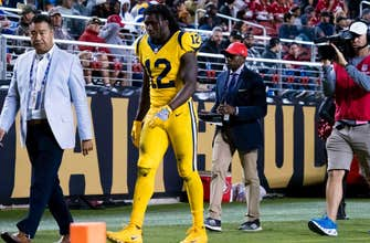 Watkins frustrated, but confident in Rams' offense