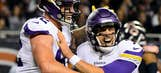 Keenum likely to start for Vikings for Rodgers, Packers