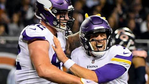 Vikings WR to miss Week 7 vs. Ravens