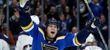 Scottie Upshall on fourth line's contributions: 'We really put our foot on the gas pedal'