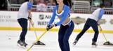 2017-18 NHL ice girls