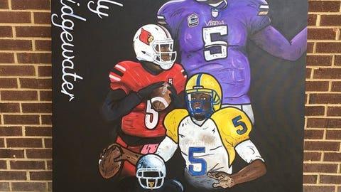 Teddy Bridgewater, Vikings quarterback