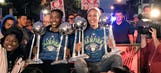 Top Tweets: Lynx party after winning 4th WNBA championship