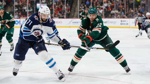 Winnipeg Jets vs. Minnesota Wild: NHL Odds, Prediction