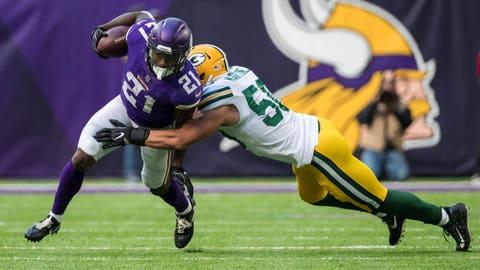 Dec. 23: Packers vs. Vikings (6-2)