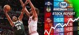 Bucks star Giannis returns, shakes off rust