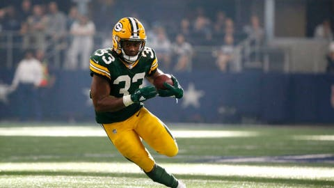 Aaron Jones, Packers running back
