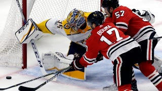 Preds LIVE To Go: Preds fall 2-1 to Blackhawks in OT