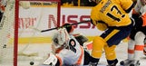 Preds LIVE To Go: Nashville downs Flyers 6-5 in late-goal thriller
