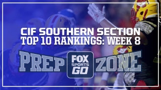 FOX Sports West HSFB Rankings: Week 8