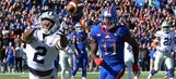 D.J. Reed and the Kansas State Wildcats shut down Carter Stanley and the Kansas Jayhawks
