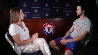 Cole Hamels discusses his foundation | Rangers Insider