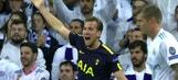 Navas save on Kane shot leaves Real Madrid vs. Tottenham in a draw