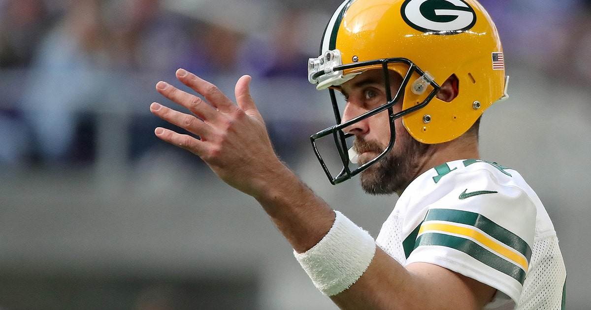 Nick Wright: 'Nobody is better off with Aaron Rodgers being out for the season' (VIDEO)