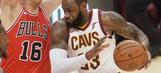 Skip Bayless reacts to LeBron James preseason debut