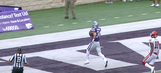 Alex Barnes takes it 75 yards to the house as Kansas State gets out to an early lead over Oklahoma