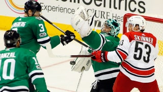 Hurricanes LIVE To Go: Carolina's comeback bid falls short in Dallas