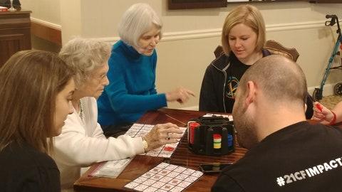 FOX Sports South with Atria Senior Living