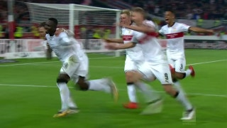 VfB Stuttgart vs. FC Cologne | 2017-18 Bundesliga Highlights