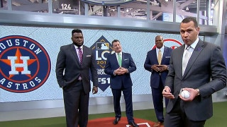 Talkin' Ball: Big Papi, A-Rod, Big Hurt and Keith Hernandez on streaks, routines and slumps