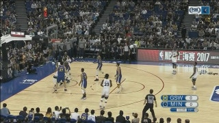 Timberwolves vs. Warriors highlights