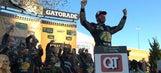 Martin Truex Jr. scores his seventh win of the year | 2017 KANSAS