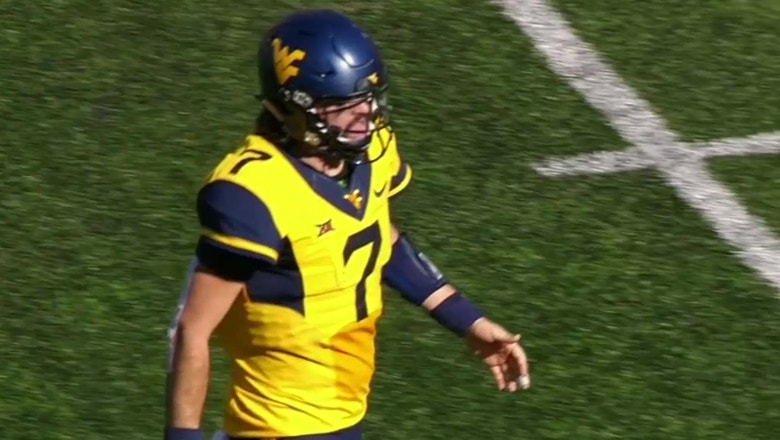 West Virginia scores 29 unanswered points for win over No. 24 Texas Tech