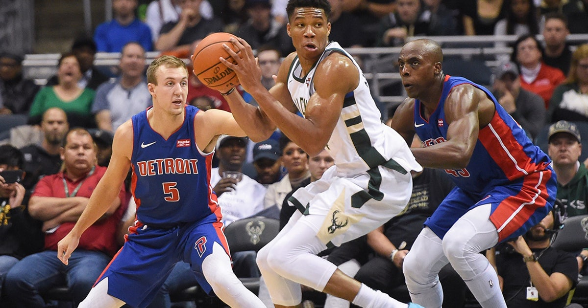What can Giannis, Bucks do for encore after improving last season?