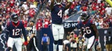 PHOTOS: Record-setting day as Houston Texans dominate Tennessee Titans