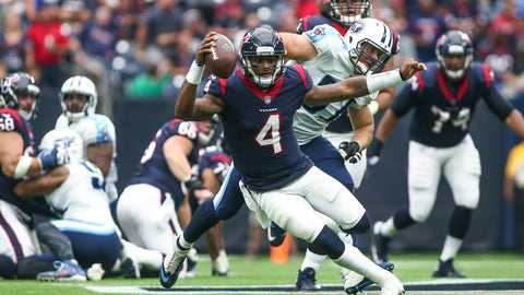 OVERREACTION: Deshaun Watson is the best rookie in the league.