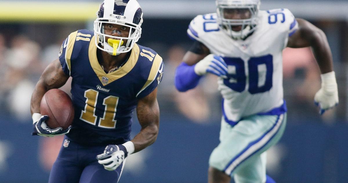 f797eaec8ed Rams trade WR Tavon Austin to Cowboys for 6th round pick | FOX Sports