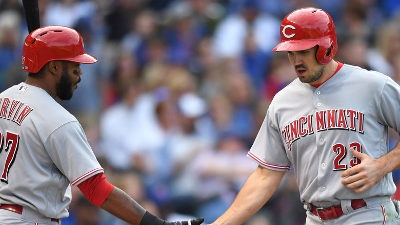 Reds top Cubs in season finale, 3-1