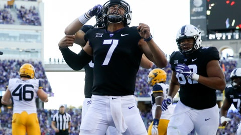 #6 TCU Horned Frogs (5-0)