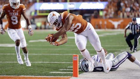 NCAA Football: Kansas State at Texas