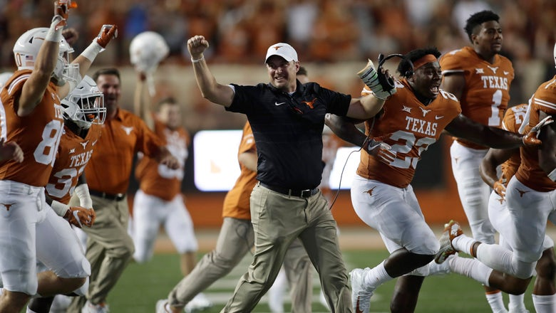 Week 12 preview: Longhorns looking to go Bowling