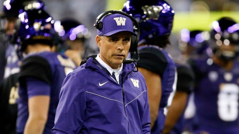 #5 Washington Huskies (6-0)