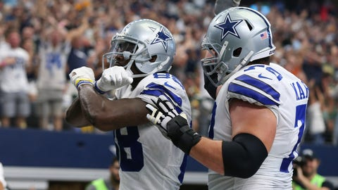 NFL: Green Bay Packers at Dallas Cowboys