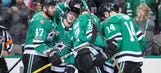 Klingberg, Seguin score early, Stars hold off Red Wings 4-2