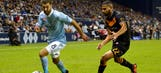 Graham Zusi says returning to Sporting KC 'felt really good'
