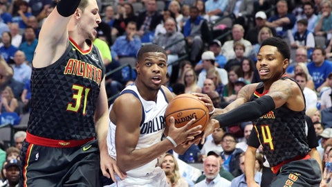 Dennis Smith Jr. Debuts For the Dallas Mavericks