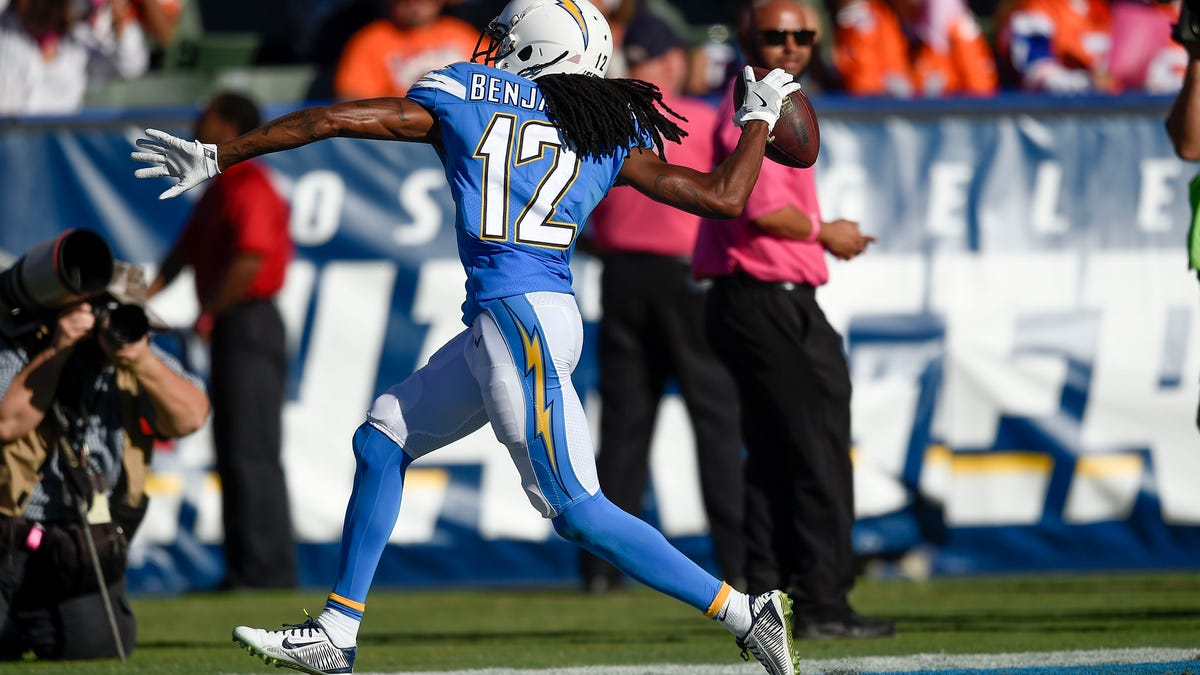 Chargers on a 3 game win streak with shutout against Broncos