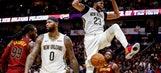 Pelicans blowout Cavs behind Cousins' triple-double