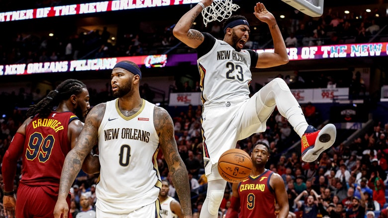 Davis, Pelicans look to stop red-hot Nuggets