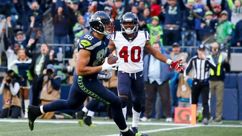 NFL: Houston Texans at Seattle Seahawks