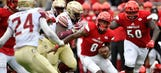 Fisher says Seminoles can't let desire to avenge blowout cloud judgment vs. Louisville