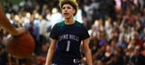 LaMelo Ball throws down windmill dunk, says Chino Hills can't win without him