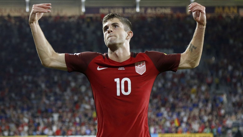 The USMNT is just one game away from clinching a spot in the World Cup