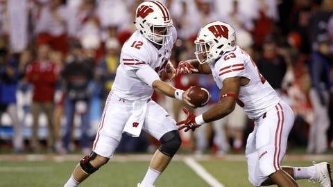 Wisconsin Badgers national championship hopes (➡ EVEN)