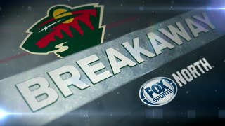 Wild Breakaway: Chris Stewart keeps rolling